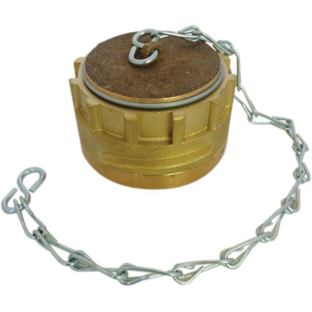 Bouchon SYM Bronze   Verrou + Chainette