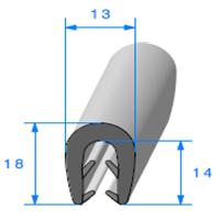 Pince Bi-Dureté   Ref 502   Vendu au Mètre