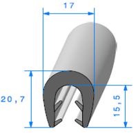 Pince Bi-Dureté   Ref 503   Vendu au Mètre