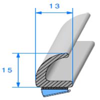 L Cellulaire ADH   [13 x 15 mm]   Vendu au Mètre