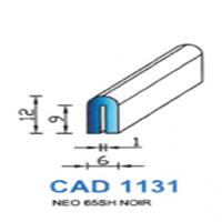 CAD1131N Profil NEO <br /> 65 SH Noir<br />