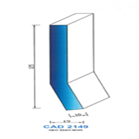 CAD2149N Profil NEO   65 SH Noir