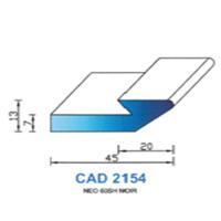 CAD2154N Profil NEO   60 SH Noir