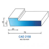 CAD2158N Profil NEO   70 SH Noir