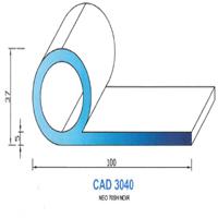 CAD3040N Profil NEO   70 SH Noir
