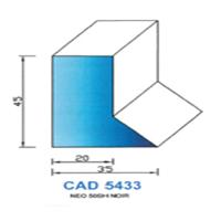 CAD5433N Profil NEO   50 SH Noir