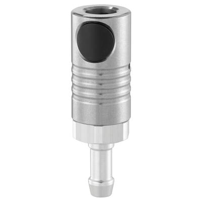Raccord Métallique de Sécurité CSM [Ø 8 mm]   pour Flexibles   [Ø 8 mm]
