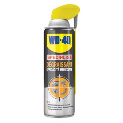 WD40 Dégraissant   [500 ml]