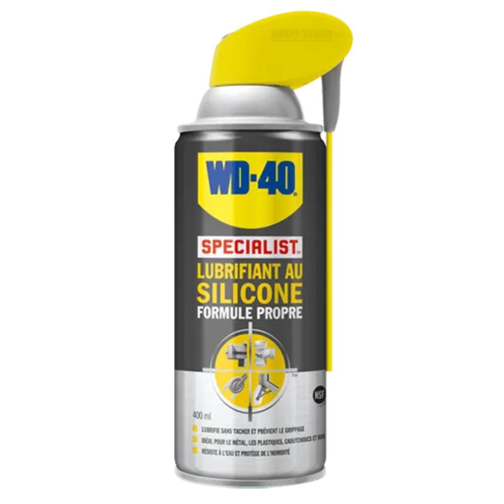 WD40 Super Silicone   [400 ml]