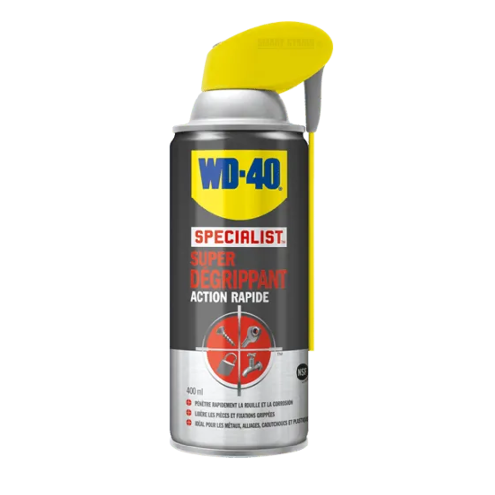 WD40 Super Dégrippant   [400 ml]