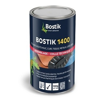 Colle NEOPRENE 1400 Bostik   [1 L]