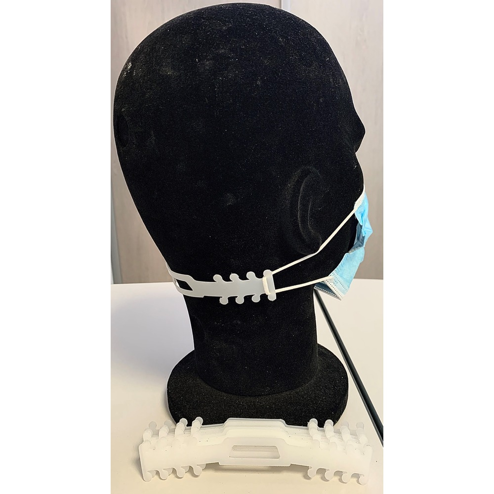 Attache masque   Fabriqué à CADIF   Lot de 10 pièces