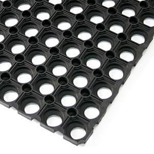 Caillebotis Noir   [1200 x 800 x 23 mm]   Vendu à l'Unité