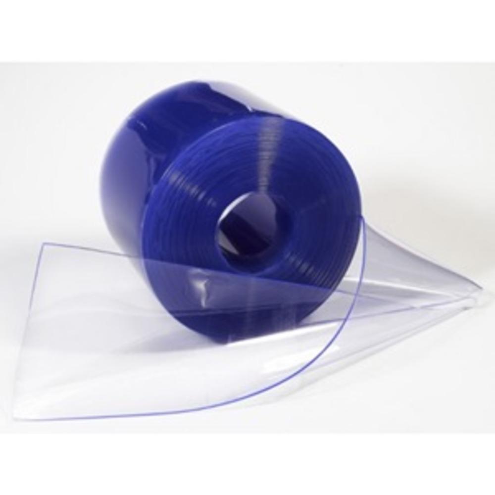 Lanière PVC Transparent   [200 x 2 mm]   Vendu au Mètre