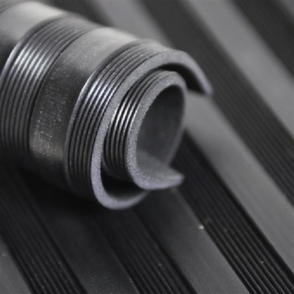 Tapis MIXTE Tacot Noir   [EP 3 mm]   1 Mètre Linéaire = 1.2 m²