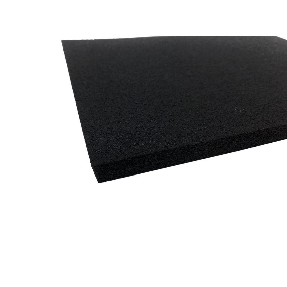 Mousse EPDM Cellulaire Noir   Format (2000 x 1000)