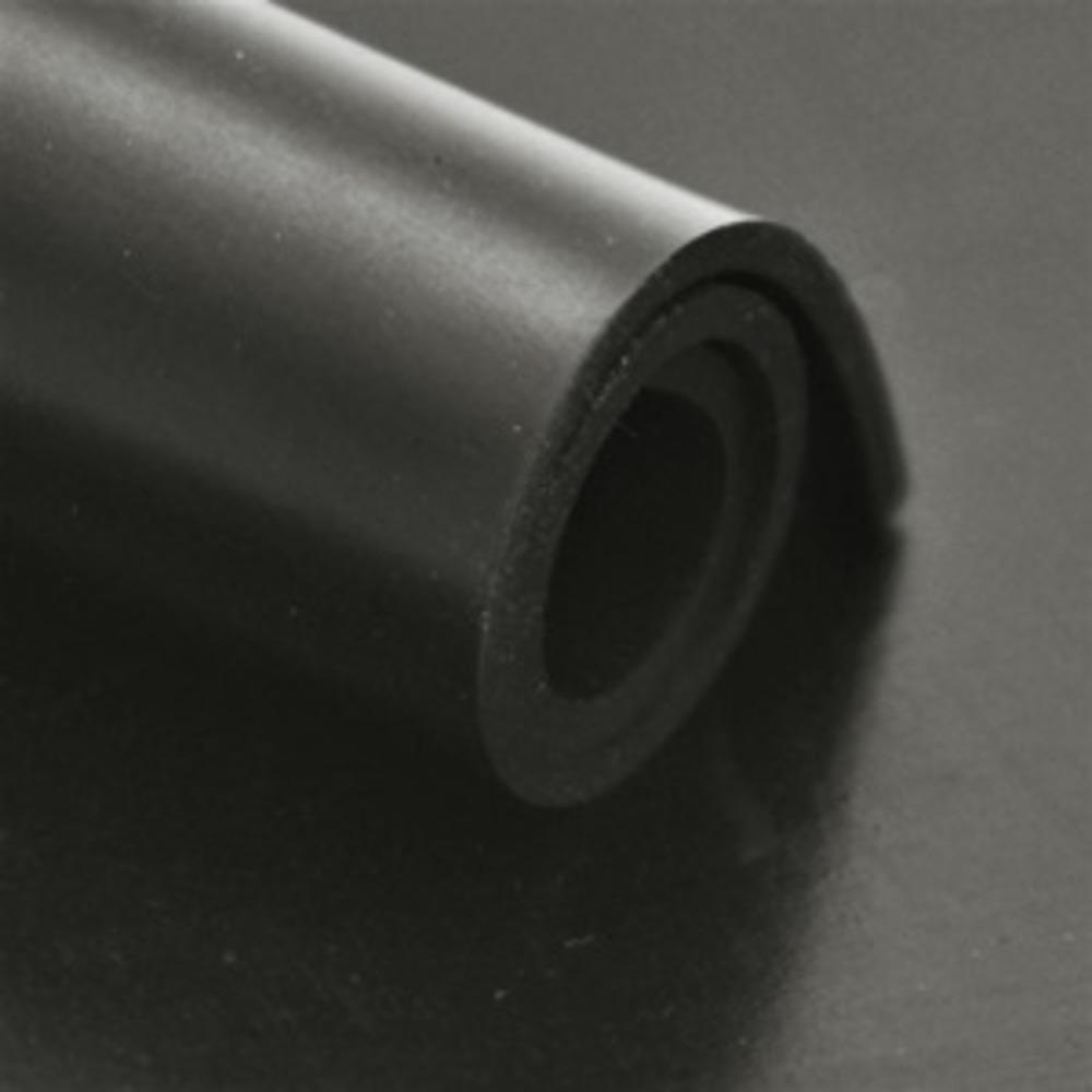 Feuille NITRILE 65 sh   [EP 4 mm]   1 Mètre Linéaire = 1.4 m²