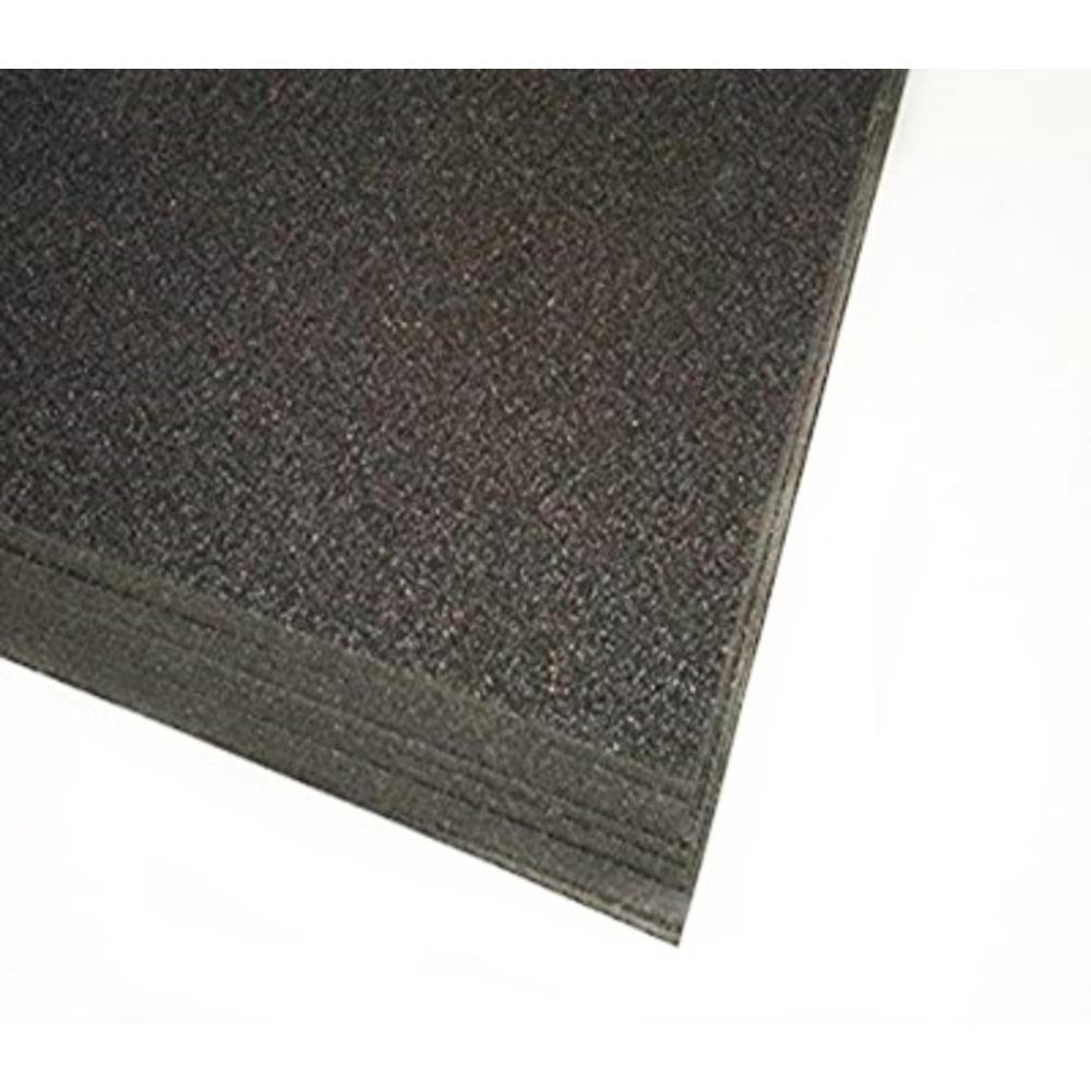 Mousse PACKFOAM Noir   [EP 10 mm]   Format (2000 x 1000 mm)