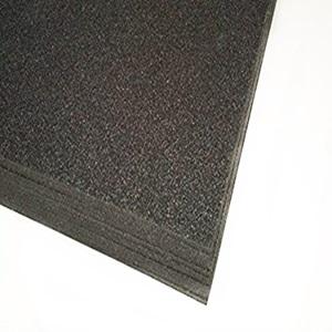 Mousse PACKFOAM Noir <br /> [EP 25 mm] <br /> Format (2000 x 1000 mm)<br />