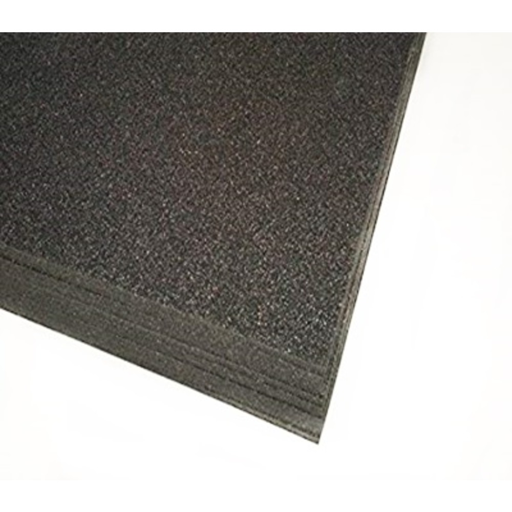 Mousse PACKFOAM Noir   [EP 50 mm]   Format (2000 x 1000 mm)