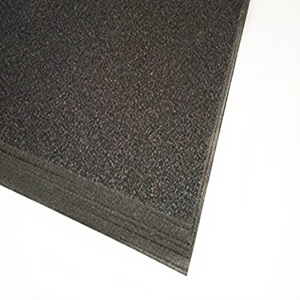 Mousse PACKFOAM Noir <br /> [EP 50 mm] <br /> Format (2000 x 1000 mm)<br />
