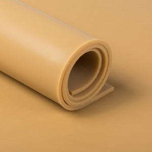 Feuille PARA Beige   [EP 4 mm]   1 Mètre Linéaire = 1.4 m²