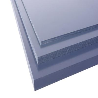 PVC GRIS en Plaque sur Demande