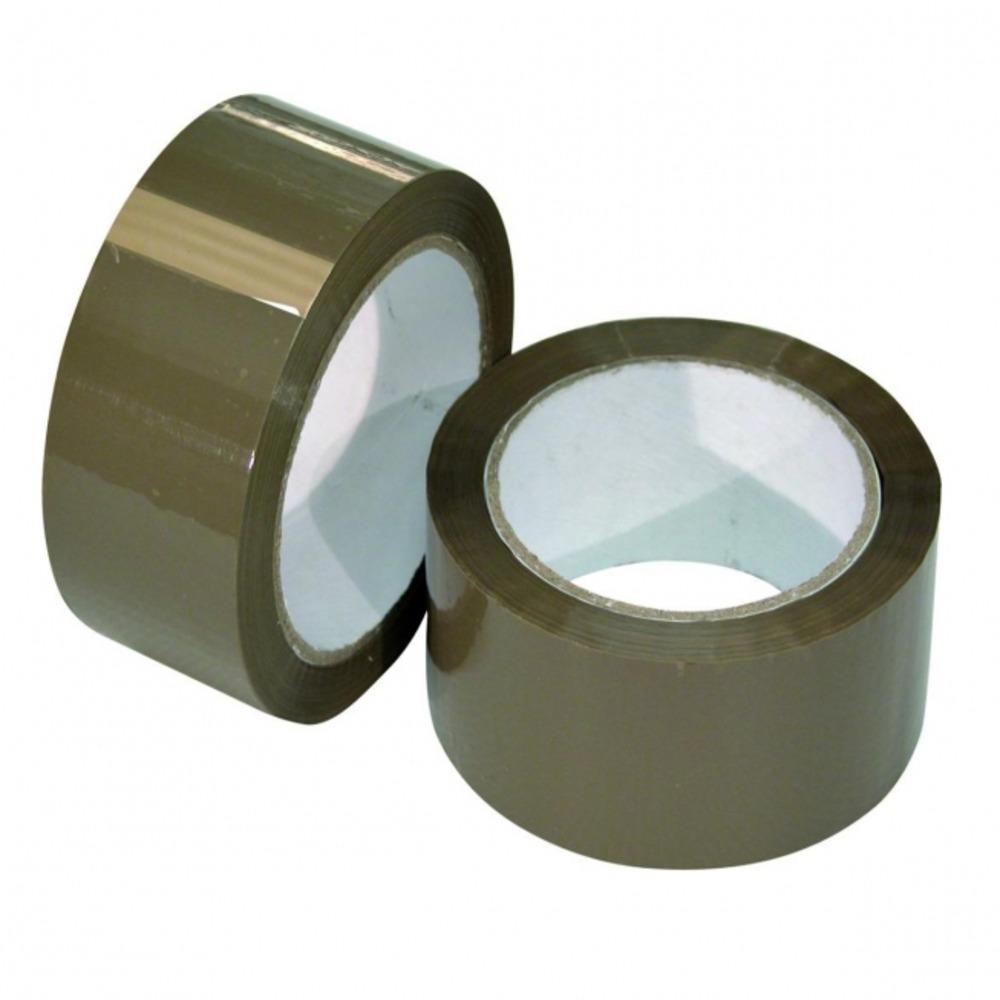 Ruban Adhésif PVC Havane   [48 mm x 100 ML]
