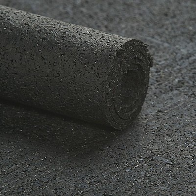 Tapis REGENERE R12 Noir   [EP 8 mm]   1 Mètre Linéaire = 1.5 m²